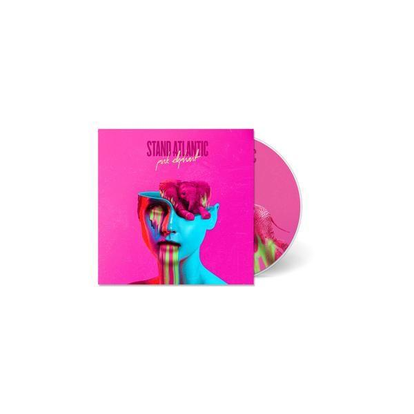 Stand Atlantic PINK ELEPHANT CD