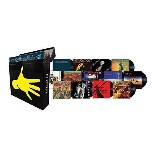MIDNIGHT OIL: THE VINYL COLLECTION Vinyl Record