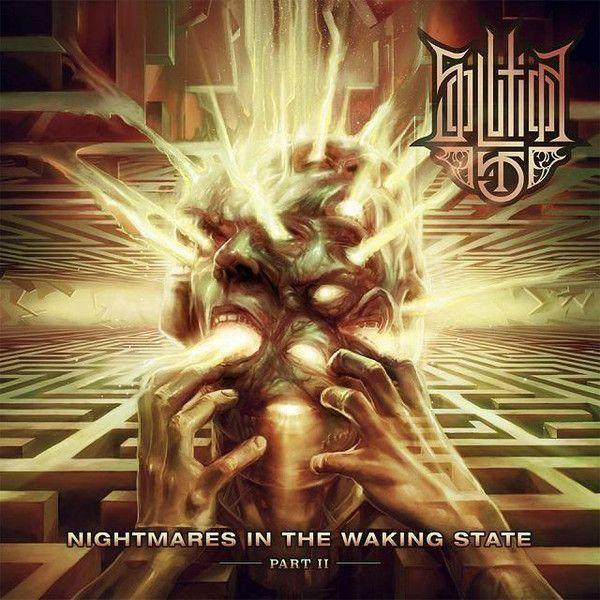 Solution .45 NIGHTMARES IN THE WAKING STATE - PART II CD